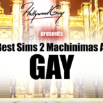The Sims 2 Machinimas: The Best Movies Telling a Good Story About Gay Made by Talented Filmmakers on Youtube Liked by Hollywoodguy
