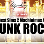 The Sims 2 Machinima: The Best Movies Telling a Good Story About Punk Rock Made by Talented Filmmakers on Youtube Liked by Hollywoodguy